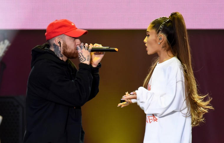 Jon Brion believes Ariana Grande is on Mac Miller's <i>Circles</i>
