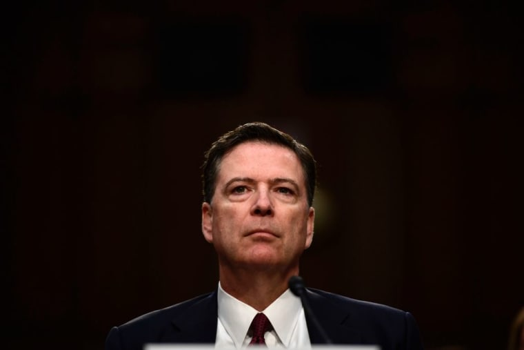 """James Comey Is Certain Russia Interfered In The Election: """"There Is No Fuzz On That"""""""