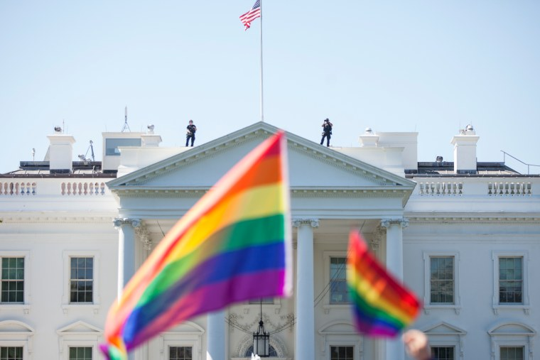 Donald Trump Failed To Acknowledge LGBT Pride Month