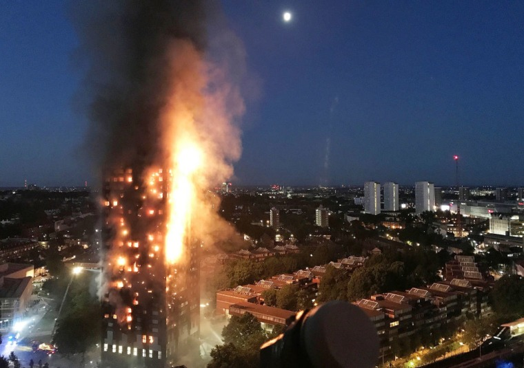 Report: Grenfell Tower Fire May Have Been Caused By Panelling Installed To Make Rich Neighbors Happy