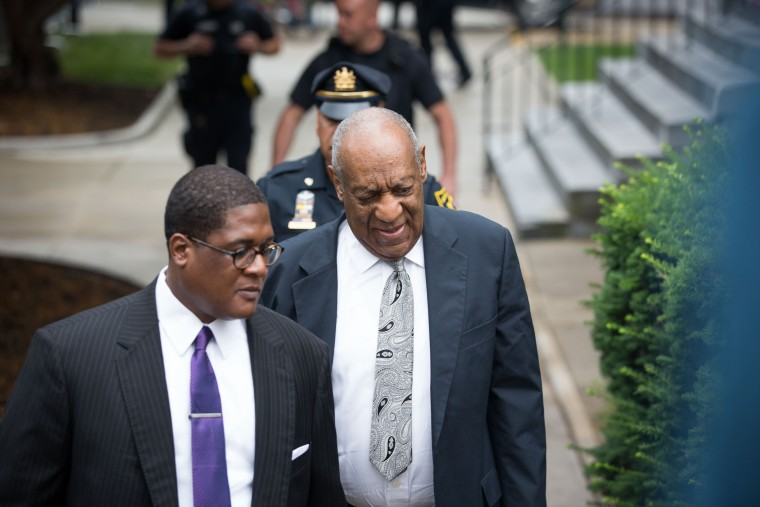 Report: Judge Grants Mistrial For Bill Cosby Case