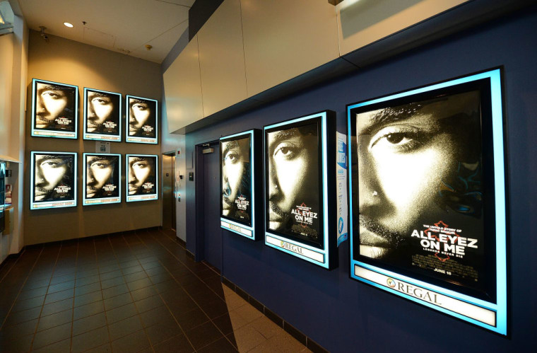 Tupac Biopic <I>All Eyez On Me</i> Takes $27M On Its Opening Weekend