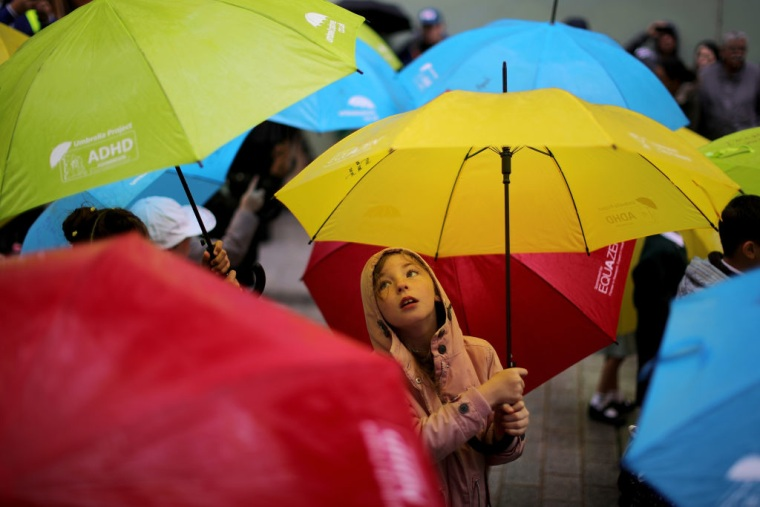 Chinese Umbrella-Sharing Startup Confirms Customers Have Failed To Return Nearly All Of Their Umbrellas