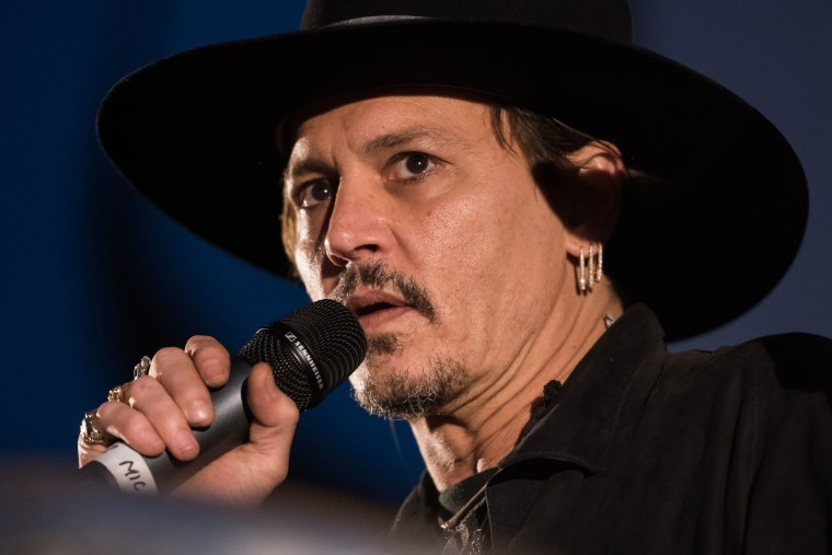 Johnny Depp's Notorious B.I.G. movie has been shelved