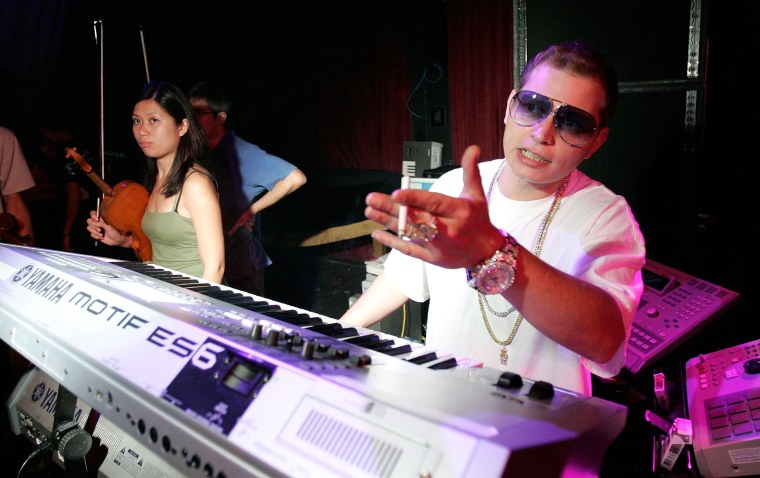 Former Hit-Maker Scott Storch Reportedly Filed For