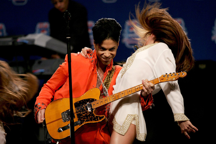 Prince's Sister Says His Favorite Color Wasn't Purple