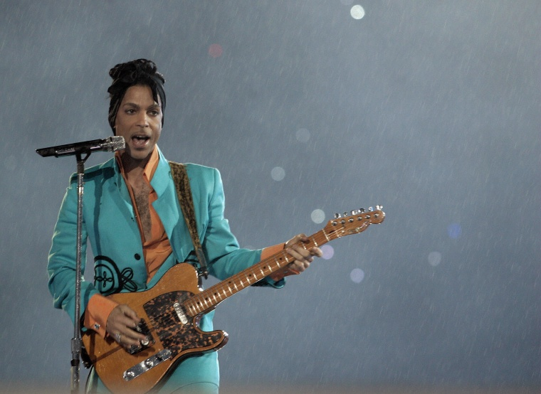 "Listen To Prince's New Single ""Stare"""