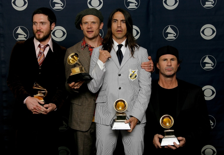 Longtime guitarist John Frusciante rejoins Red Hot Chili Peppers