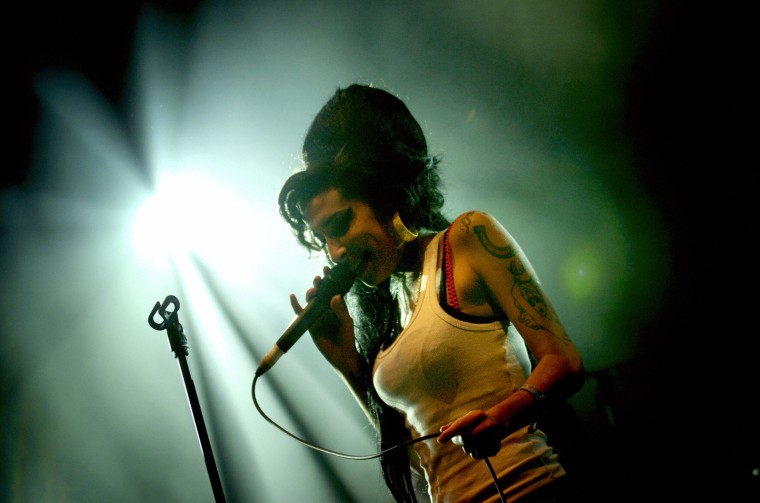 Two Amy Winehouse box sets have been announced