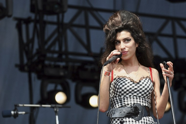 Listen to a previously unreleased Amy Winehouse demo