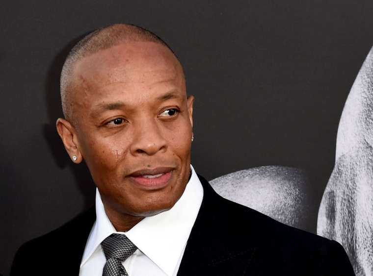 Dr. Dre to receive honorary Grammy for production work