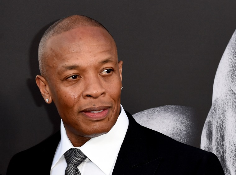 Dr. Dre Celebrates Daughter's Legit Acceptance Into USC: