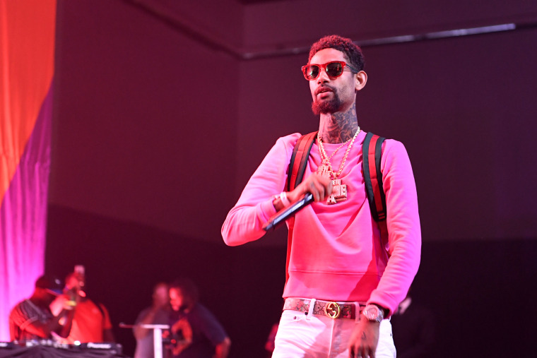 PnB Rock reportedly arrested for selling marijuana, possession of stolen handgun