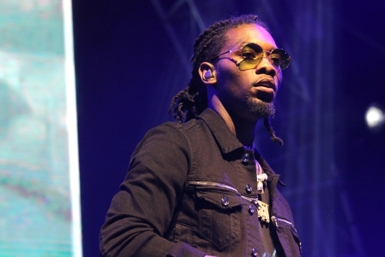 Felony arrest warrant issued for Offset in Georgia