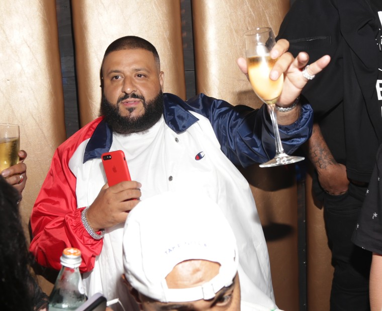 "DJ Khaled's ""Grateful"" Debuts At Number One On Billboard Charts"