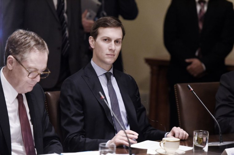 Jared Kushner Denies Collusion With Russian Officials