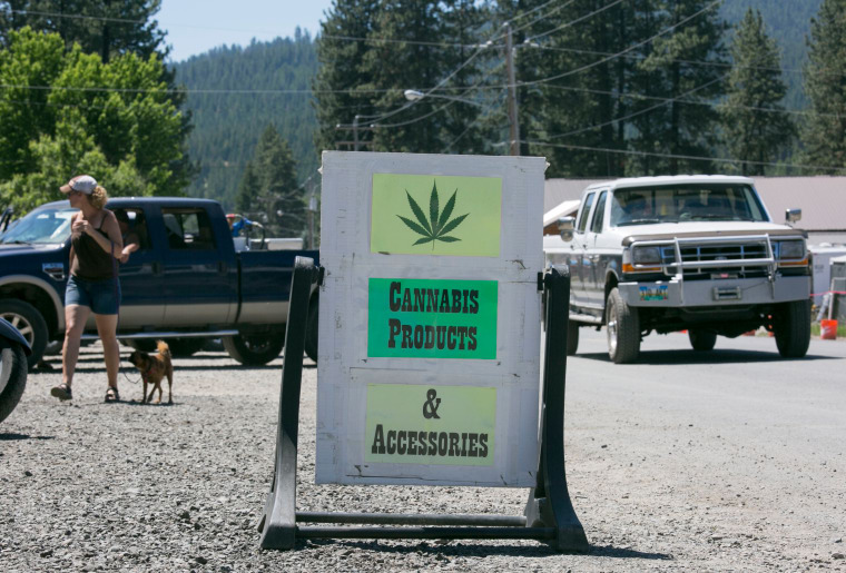 A Cannabis Company Bought A California Town