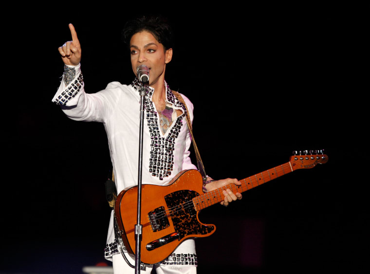 Report: Prince Estate Files Lawsuit Against Producer Of Posthumous <i>Deliverance</i> EP