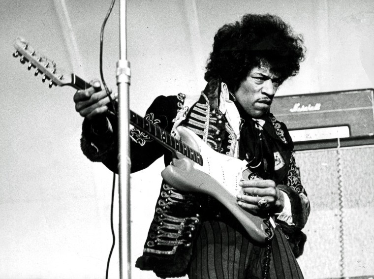 A Washington post office has been renamed in honor of Jimi Hendrix
