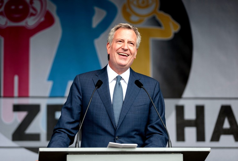 "Report: Mayor Bill de Blasio To Support Repeal Of N.Y.C.'s Racist ""No-Dancing"" Law"