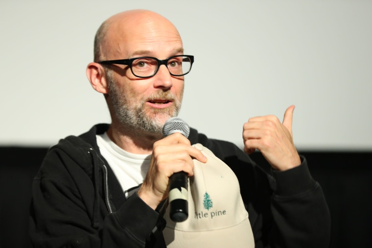 Moby Helped Congress