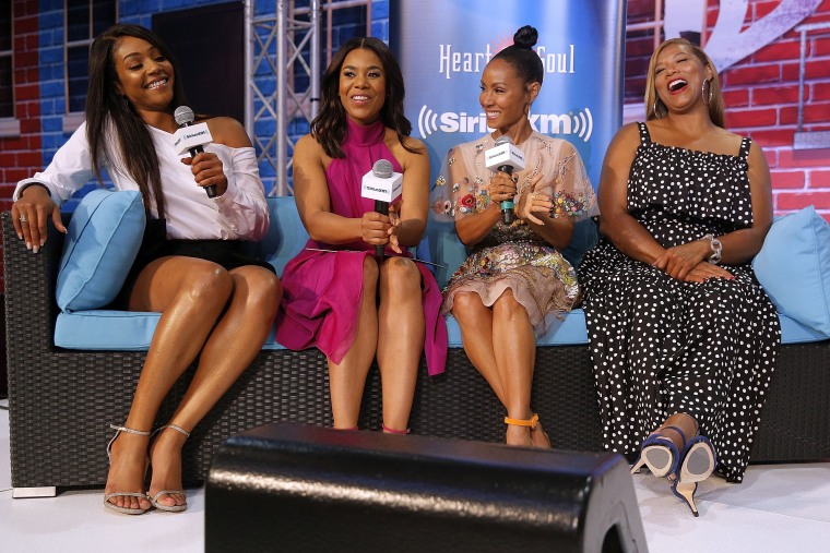 Jada Pinkett Smith had some thoughts on <i>Girls Trip</i>'s Golden Globes snub