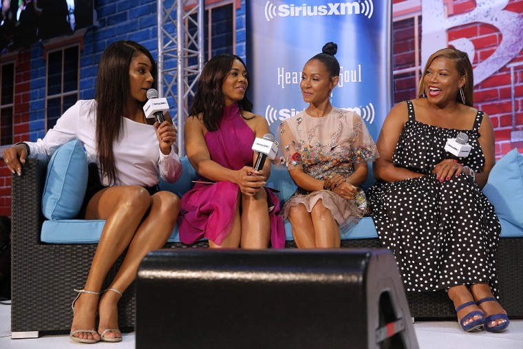 <I>Girls Trip</i> Producer Says A Sequel Is Being Discussed