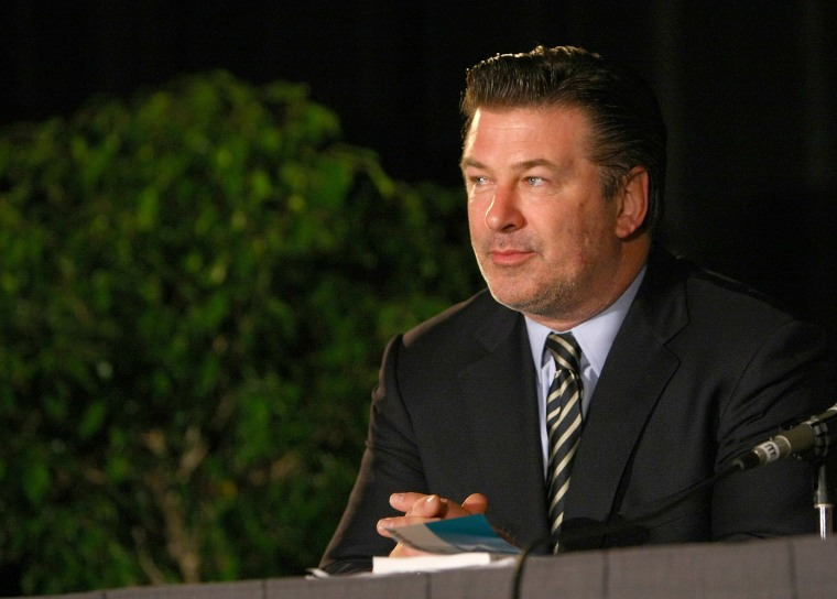 "Alec Baldwin calls working with Woody Allen ""one of the privileges of my career"""