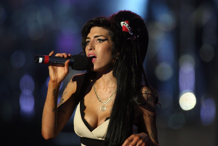Unheard Amy Winehouse vocals appear on Salaam Remi's new song