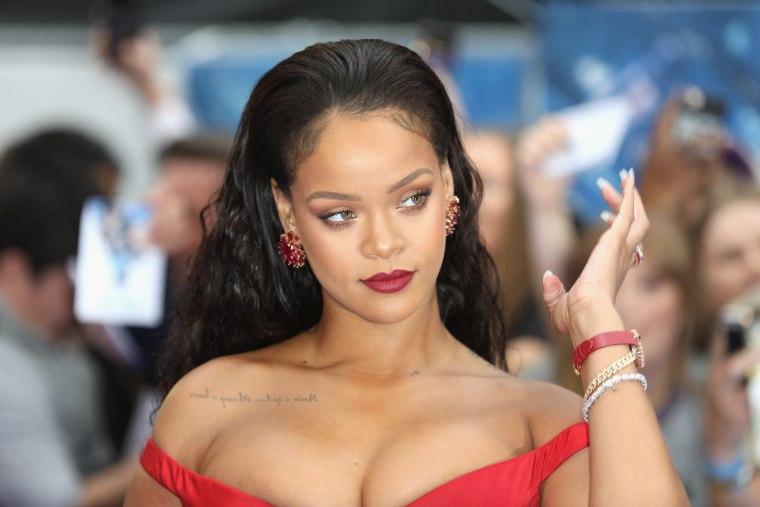 Rihanna and LVMH announce suspension of Fenty fashion line