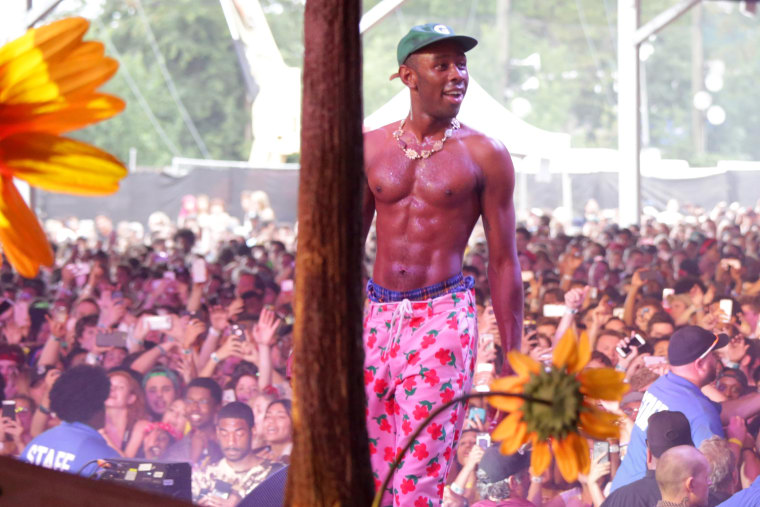"Tyler, the Creator shares remix of Trouble and Drake's ""Bring It Back"""