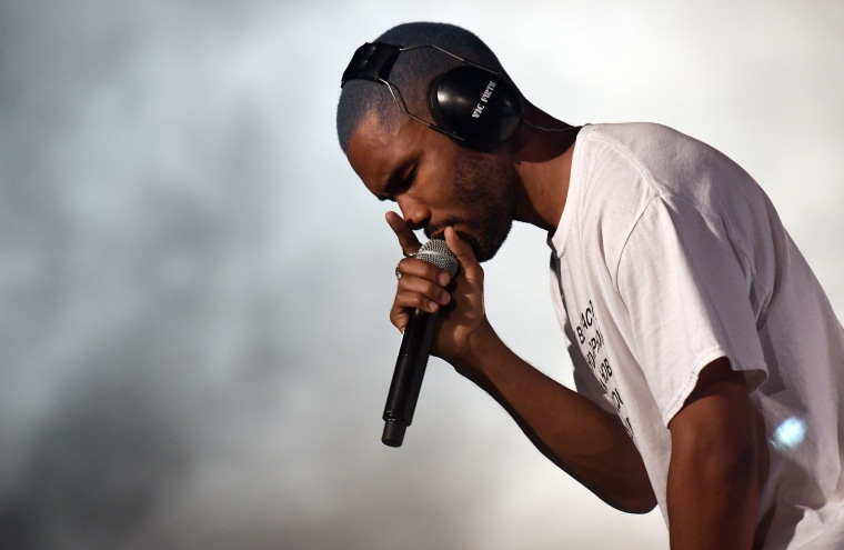 Frank Ocean was reportedly working on a music video with director Luca Guadagnino