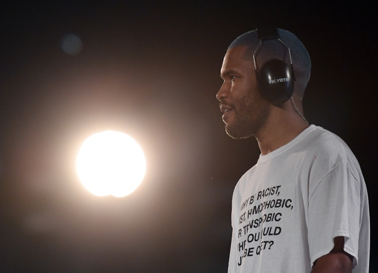 Frank Ocean's Tumblr apparently hacked, unreleased music offered for sale