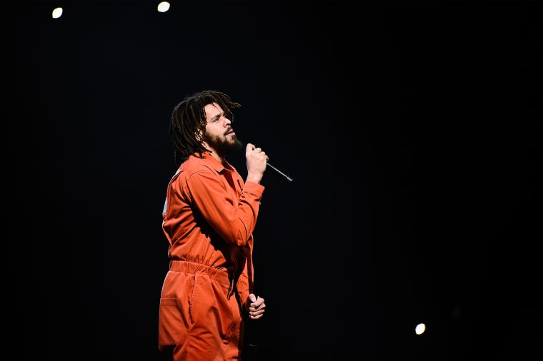 J. Cole's <i>KOD</i> is the number one album in the country