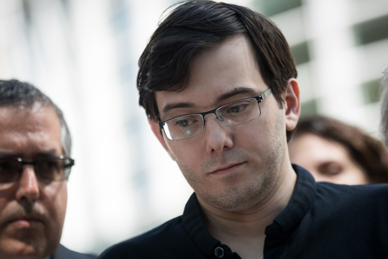 "Rejected Juror In Martin Shkreli Trial: ""He Disrespected The Wu-Tang Clan"""