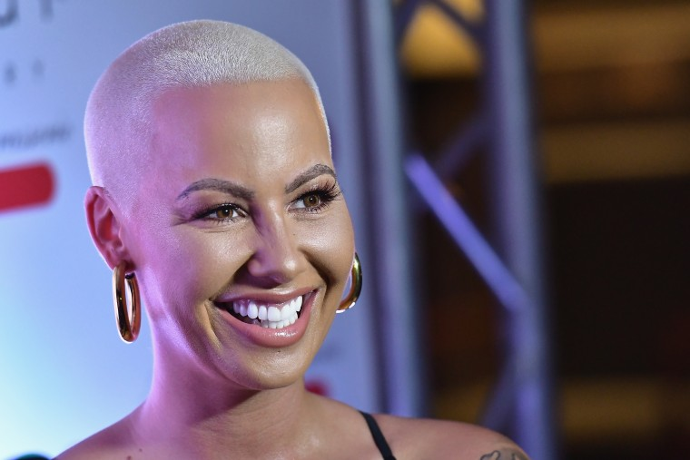 "Amber Rose thinks Gwyneth Paltrow is ""Becky with the good hair"""