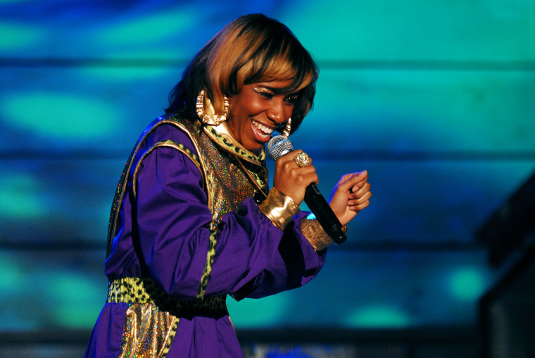 Santigold will perform her debut album in full on her latest tour