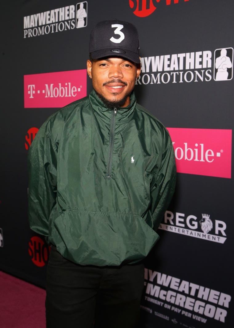 Chance The Rapper Raised $2.2 Million For Chicago Public Schools