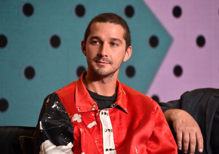 Shia LaBeouf to play his own father in upcoming biopic
