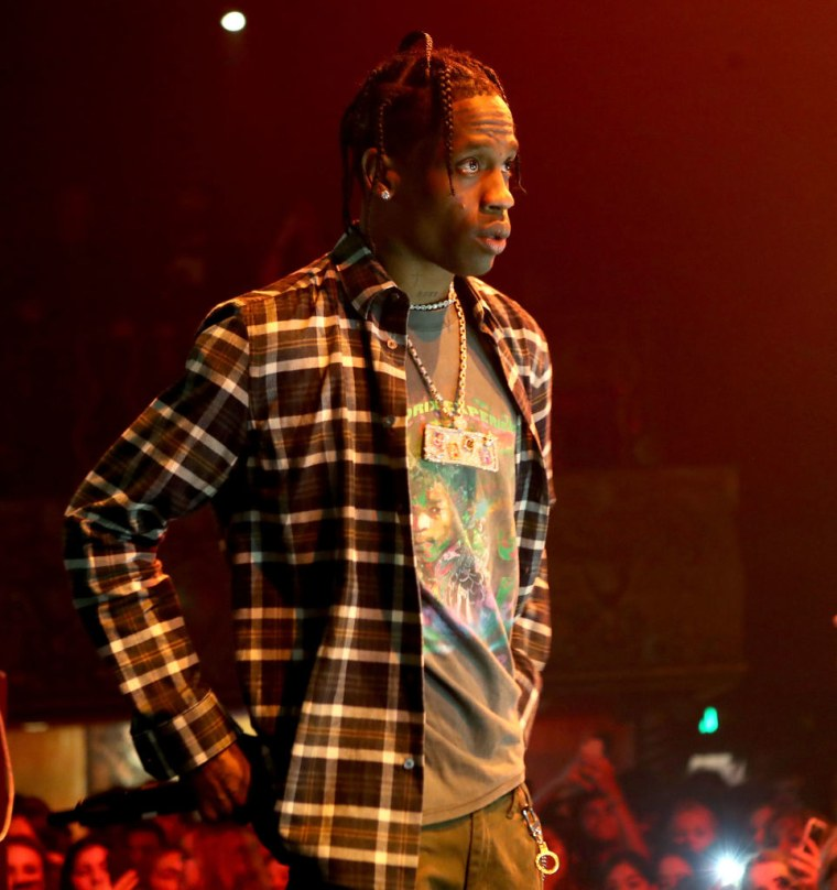 Travis Scott is being sued by a fan who was paralyzed at his New York City show