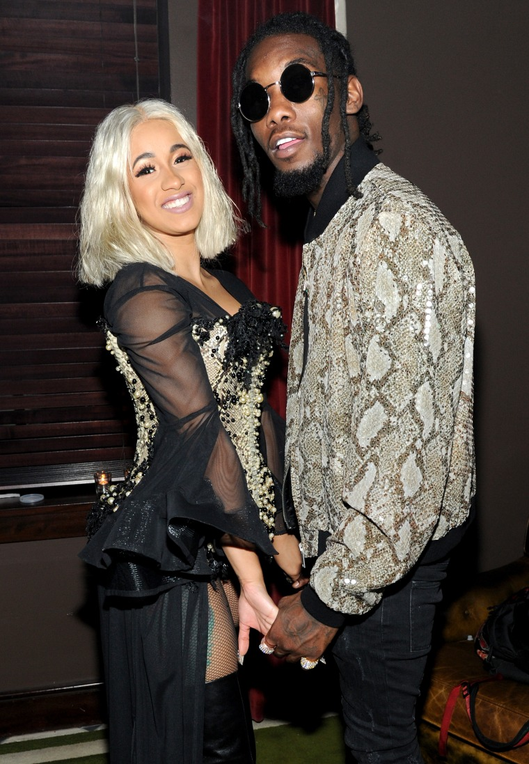Cardi B and Offset are having a baby girl