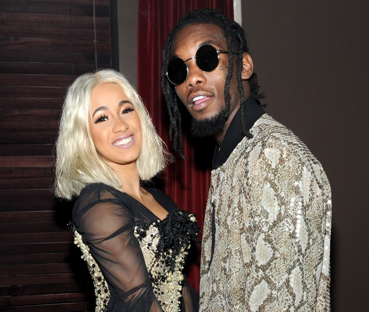 Cardi B announces that she and Offset are separating