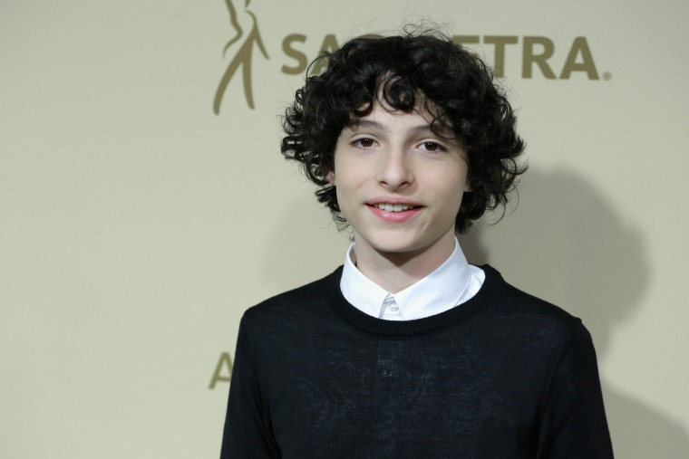 "Finn Wolfhard urges <I>Stranger Things</i> fans to stop ""harassing"" the cast"