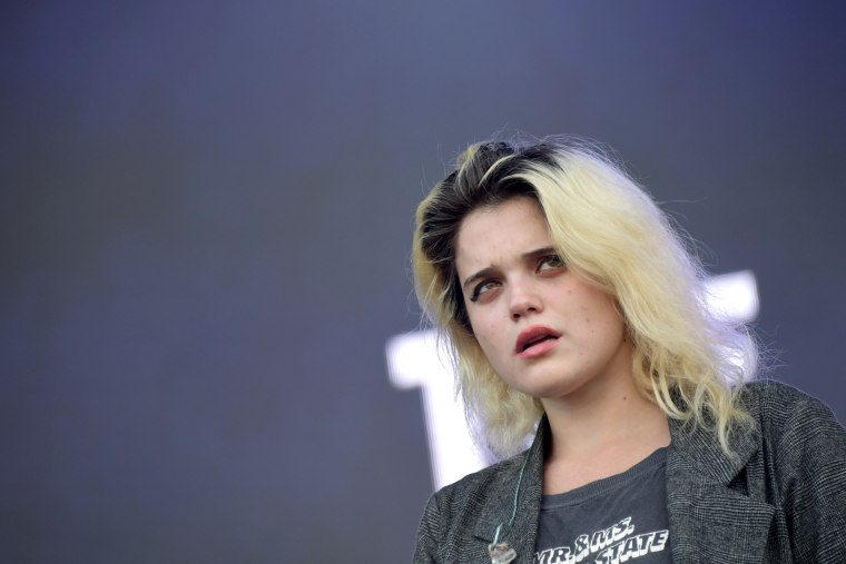 "Sky Ferreira releases cover of ""Voices Carry"""