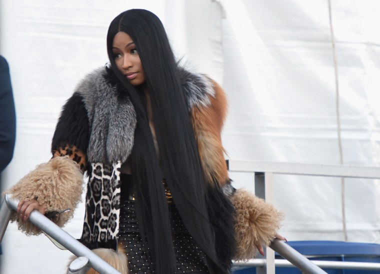 Nicki Minaj's new album <i>Queen</i> is dropping today.