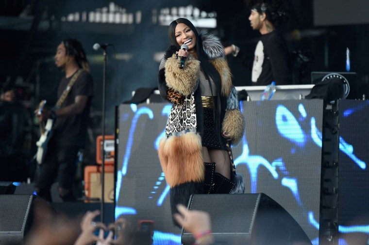 Nicki Minaj finally addressed Cardi B in new interview