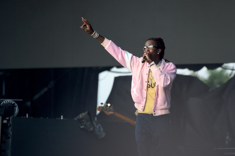New Young Thug music might be on the way