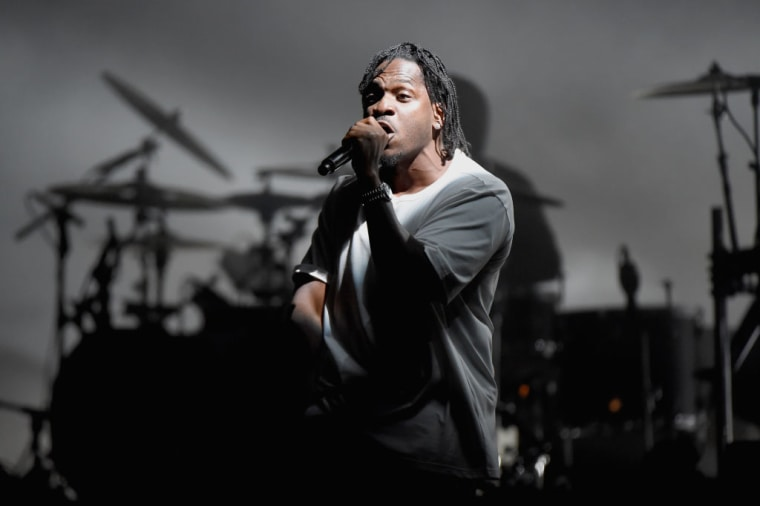 Here's the tracklist for Pusha-T's <i>DAYTONA</i>