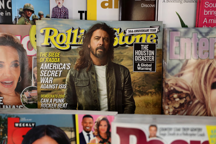 Rolling Stone to launch new music charts
