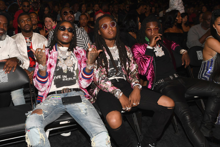 "Listen to Migos's ""Stir Fry,"" produced by Pharrell"